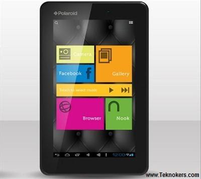 Polaroid M7 Harga dan Spesifikasi, tablet murah jelly bean, android tablet terjangkau 1 jutaan saja