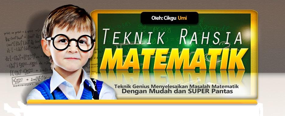 Rahsia Matematik