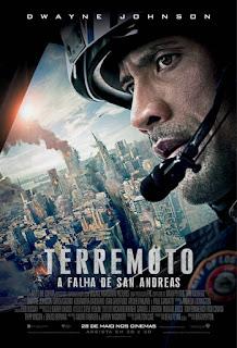 Resenha - Filme Terremoto: A Falha de San Andreas