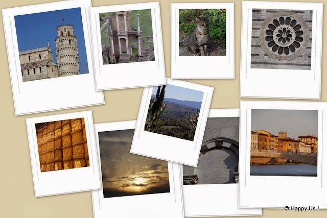 Trier ses photos de vacances