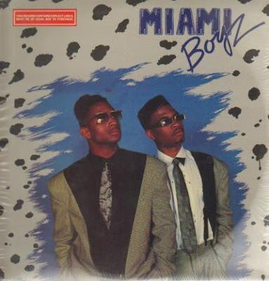 Miami Boyz – Rollin' 'N' Steppin' (Vinyl) (1990) (192 kbps)