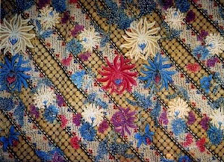 Batik Tionghoa, Sarung Jawa Hokokai