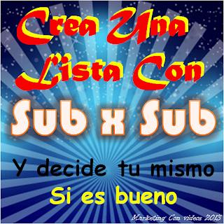 crear-listas-subxsub