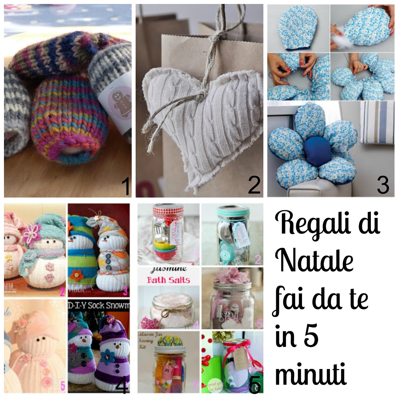 Top Natale Idee Regalo Fai Da Te FR58 » Regardsdefemmes EK71