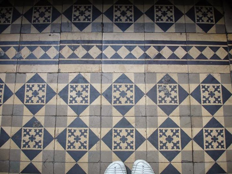 ceramic and cement floor tiles, old tiles inspirations