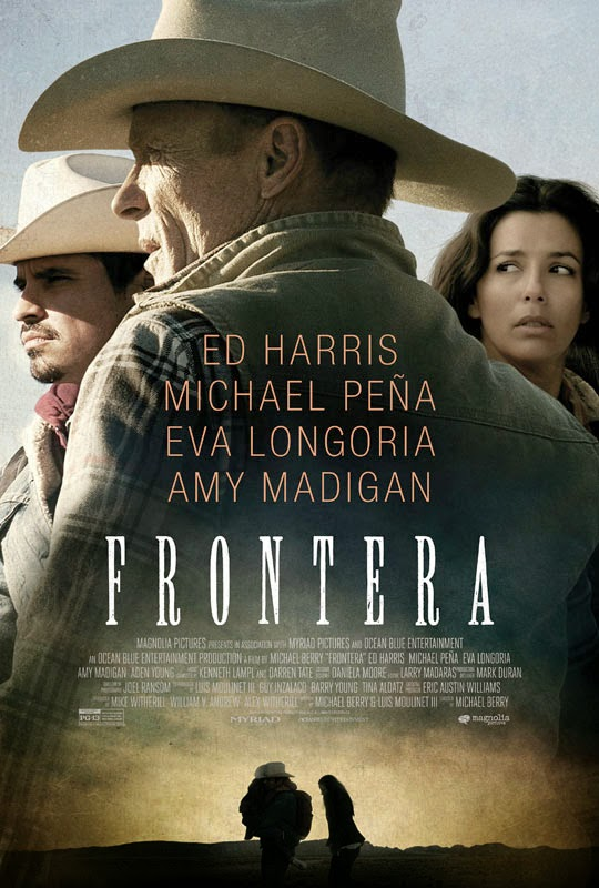 Frontera (2014) Poster