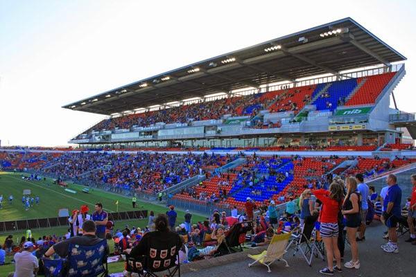 Stadion Newcastle Piala Asia 2015