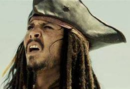 Jack Sparrow - huh, confused face- funny