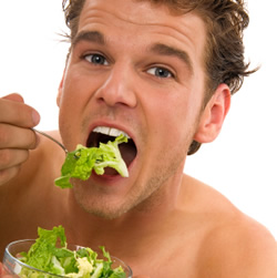 Foods that improve male sexual performance
