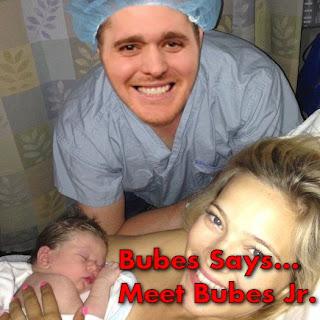 Bubes Says... Meet Bubes Jr.