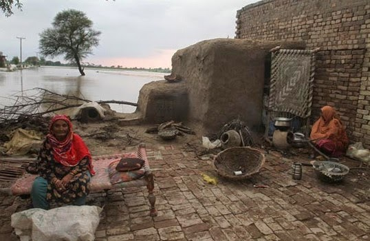 Potret Kemiskinan di Pakistan