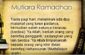 Kata-kata Mutiara Puasa Ramadhan 1435H