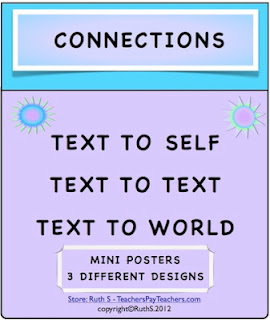 photo of Text to Self, Text to Text, Text to World, free pdf Teacher Park Ruth S.