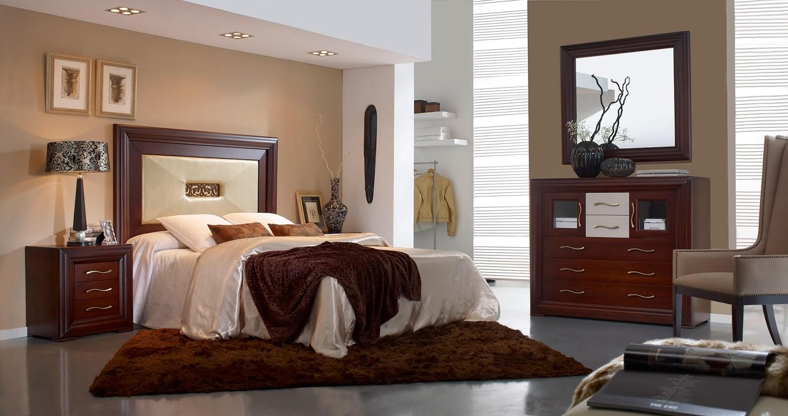 Dormitorio Karen ~ MUEBLES HERLO DORMITORIOS
