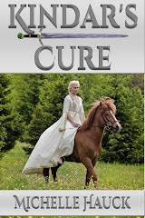 Kindar's Cure on Amazon
