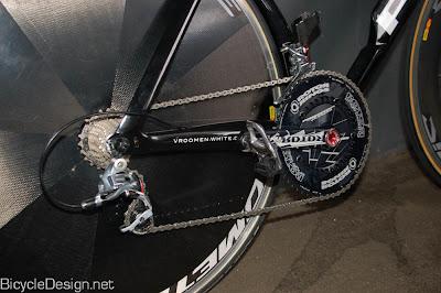 Desain Sepeda Balap