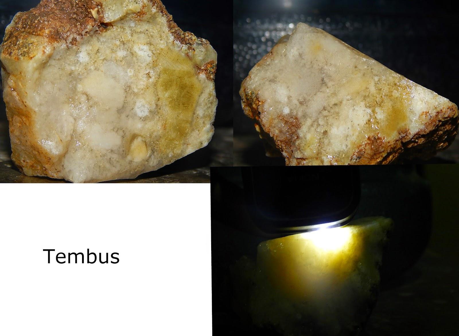 Bongkahan Teratai Full Kristall