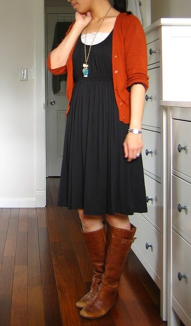 Warm and Comfy Skirt