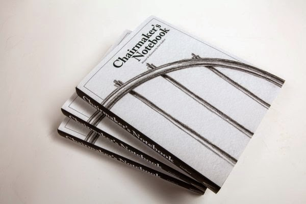 Chairmaker's Notebook is now Available!