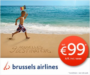 Brussels Airlines Corse