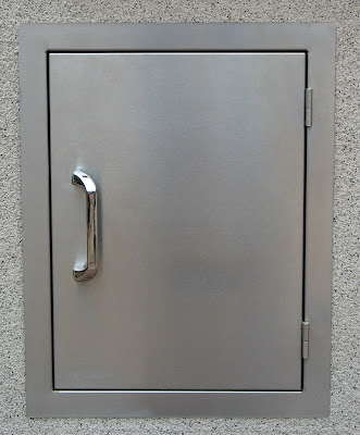 Stainless Steel Access Door
