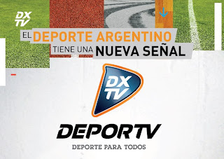 DEPORTV EN VIVO. LAS 24 HS.