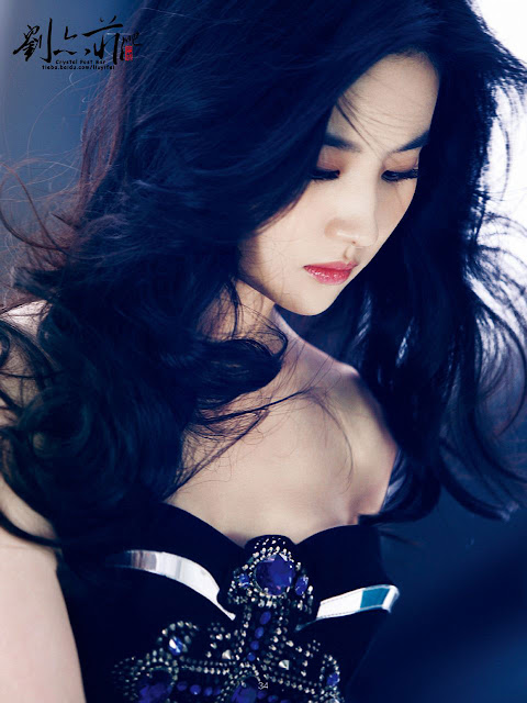 Beautiful Liu Yifei HD Wallpaper