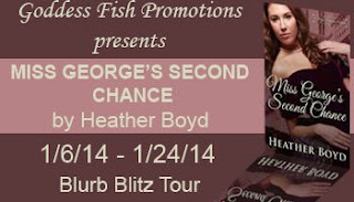 http://goddessfishpromotions.blogspot.com/2013/11/virtual-blurb-blitz-tour-miss-georges.html