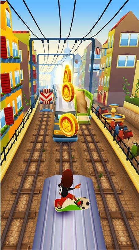 subway surfers mod android vancouver