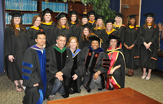 The Master of Science in Forensic Science cohort.