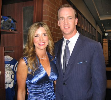 Peyton Manning s wife Ashley Manning  and now their twins too Peyton Manning Wife Affair