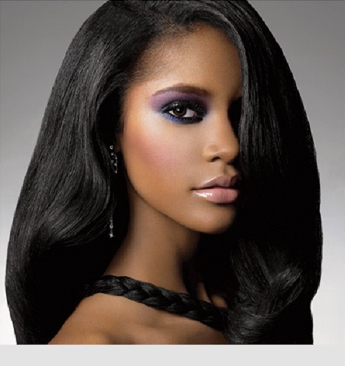 Long Graduation Hairstyles for Black Women