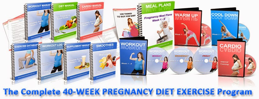 Pregnancy Exercise and Diet