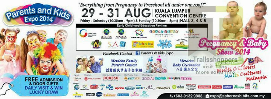KL Convention Centre Parents & Kids Expo