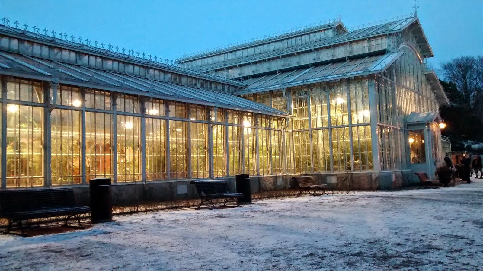 Jardim de Inverno de Helsinki
