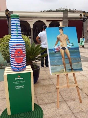 antonio-Sangoó--Gran-Canaria-Moda-calida-Heineken-Underwater-Elblogdepatricia-shoes-zapatos