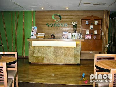 Spa Massage in Quezon City Soneva Spa Tomas Morato