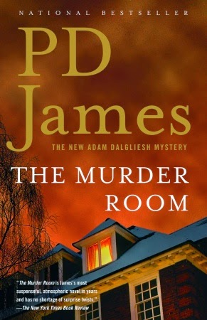 The Murder Room (Published in 2004) - Authored by P D James - Murder in a museum