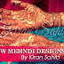 2015 New Mehndi Designs For Women