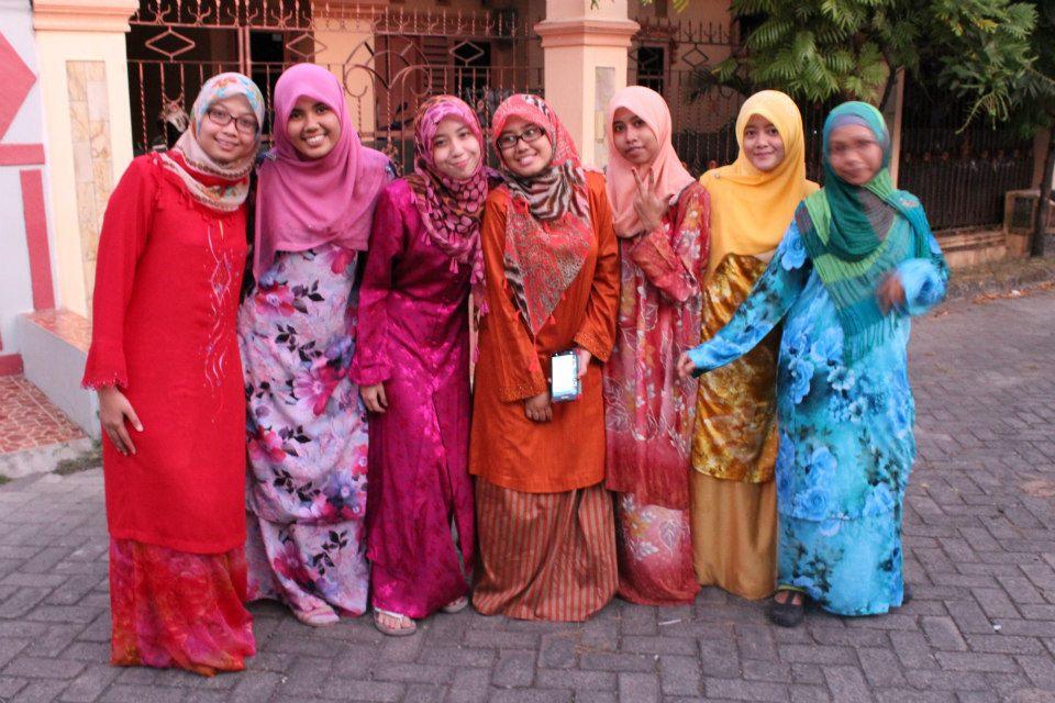 Hari Raya - iamNEETA, Najwa Latif, Deanna Hussin & Mimie Haris