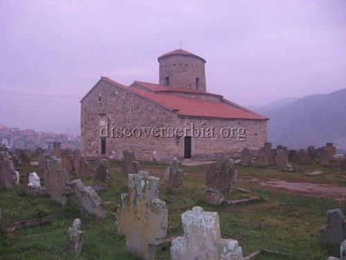 Piter's church Serbia