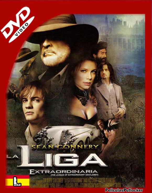 La Liga Extraordinaria [DVDRip] [Latino] [MG-FD]