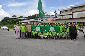 Saf Pimpinan DPPKM Bersama Pemuda PAS Machang