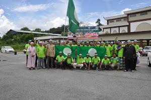 Saf Pimpinan DPPKM Bersama Pemuda PAS Machang