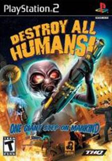 Super Compactado Destroy All Humans PS2