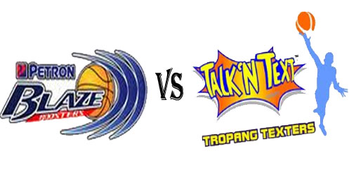 Watch PBA Petron Blaze Boosters vs Talk N Text Tropang Texters Live Streaming