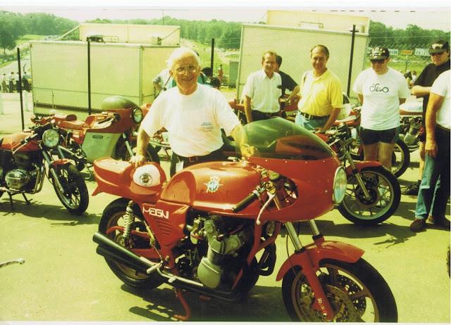 Arturo Magni MV