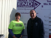 Charity Walk at Fairgrounds on a Saturday