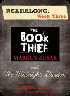 The Book Thief Readalong: Week Three