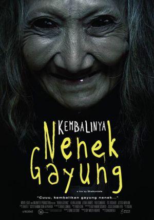 Kembalinya Nenek Gayung 2013 Bioskop